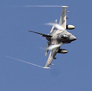 Iznīcinātājs F-16. Foto no arhīva