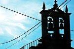 Церковные колокола, архивное фото