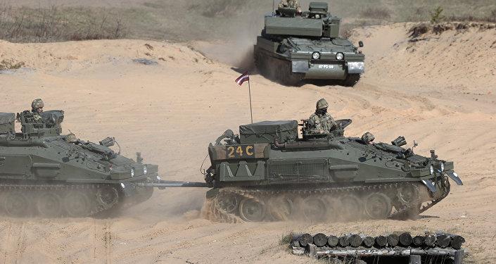 ВЛатвии возобновили суд нароссиянами, проникшими навоенную базу НАТО