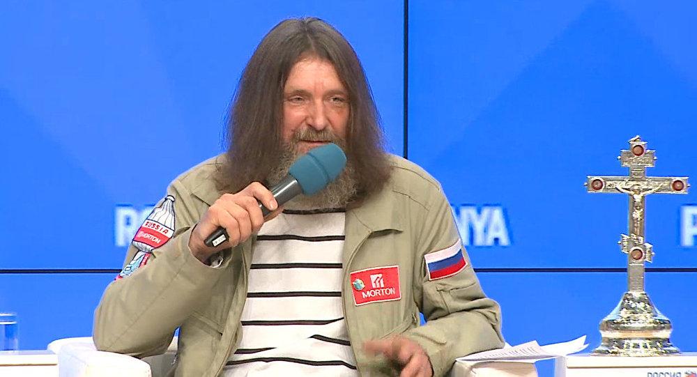 Krievu pareizticīgais mācītājs un ceļotājs Fjodors Koņuhovs
