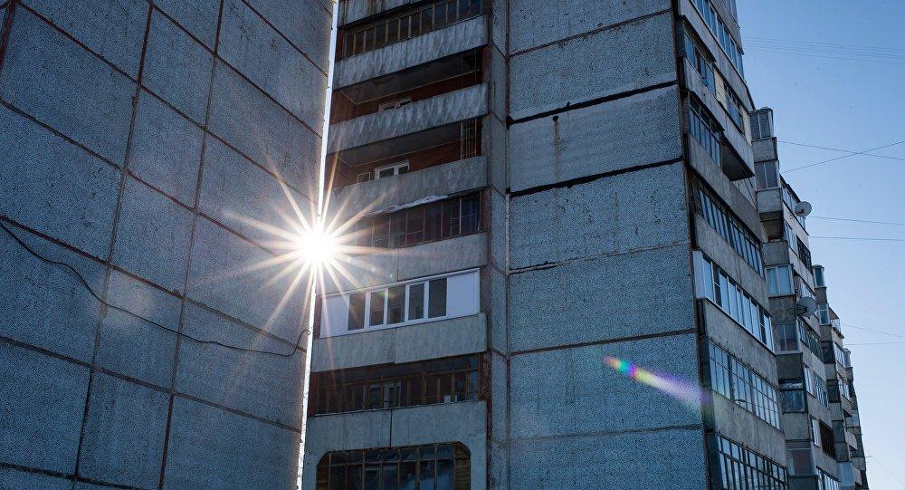Daudzstāvu dzīvojamās ēkas