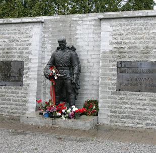Bronzas kareivis Tallinā