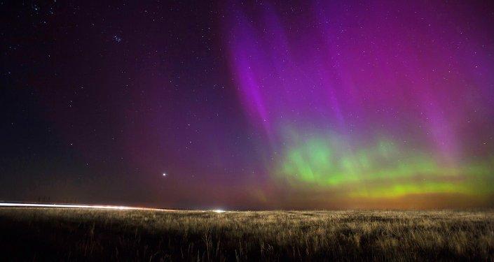Ziemeļblāzma. Foto no arhīva
