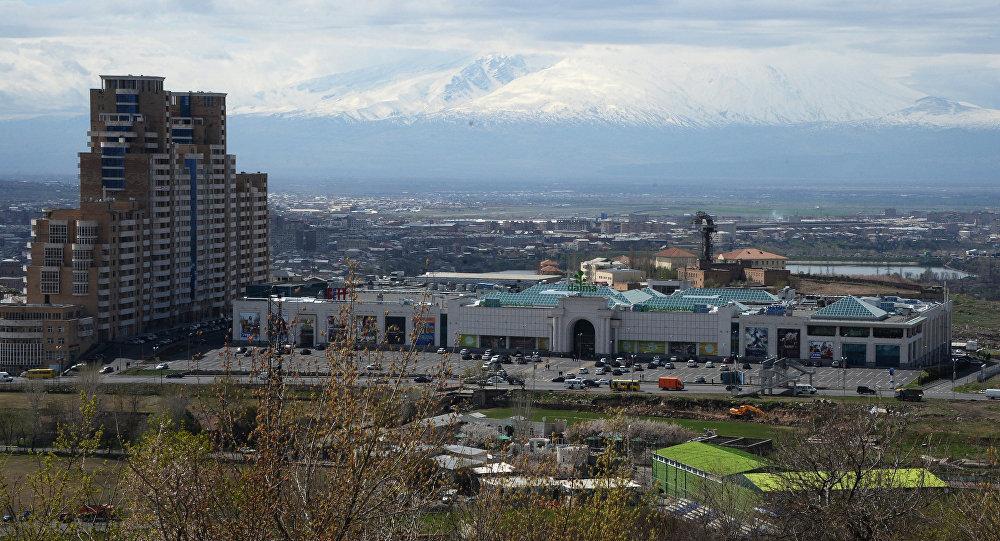 Ереван. Архивное фото