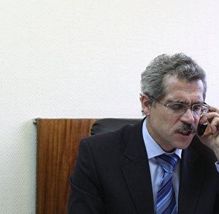 Bijušais Maskavas antidopinga laboratorijas vadītājs Grigorijs Rodčenkovs
