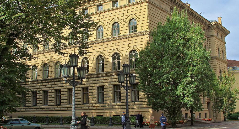 Latvijas Saeimas ēka. Foto no arhīva
