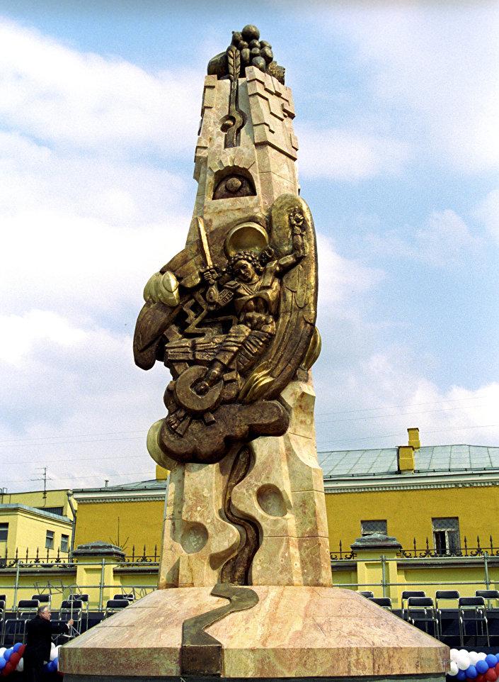 Монумент Возрождение