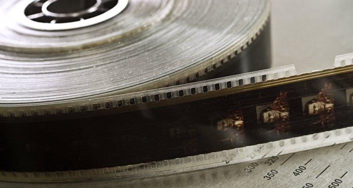 Кинопленка, архивное фото