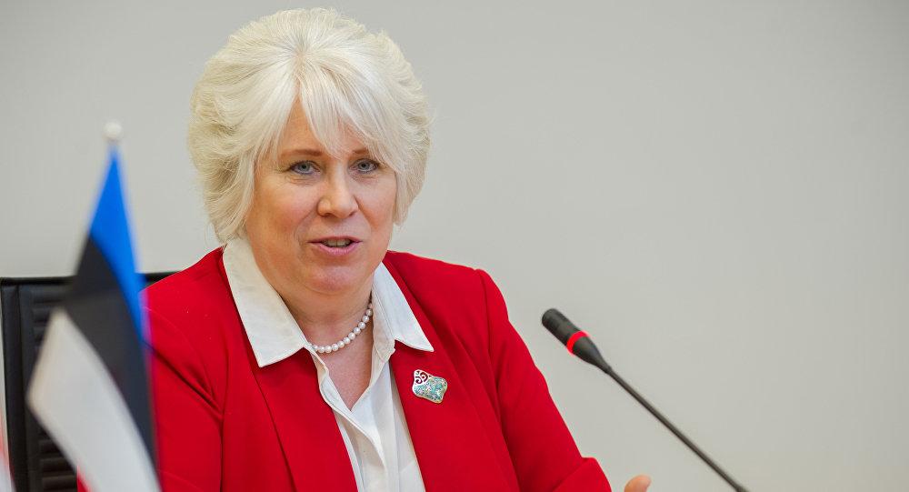 Известные люди вЭстонии требуют выдвинуть Кальюранд впрезиденты