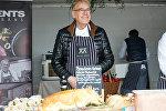 Шеф-повар Мартиньш Ритиньш из ресторана Vincents