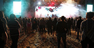 На фестивале Kubana в Риге
