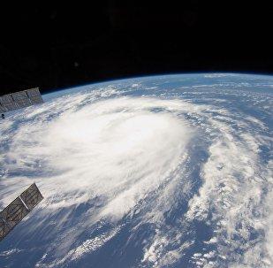 Zemes panorāma no kosmosa