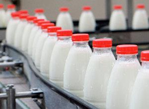 Piena iepakošanas līnija