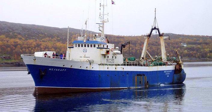 Латвийское судно арестовано занелегальный лов— Посол Норвегии