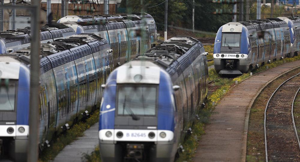 Региональные поезда TER. Франция