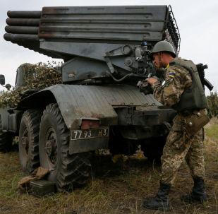Ukrainas karavīri