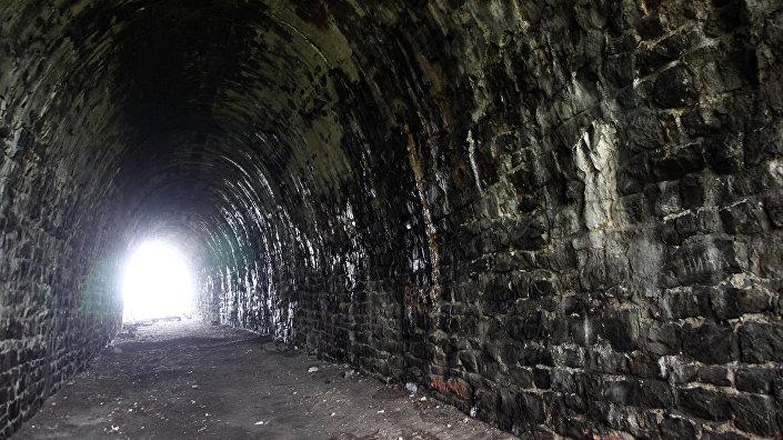 Туннели на КБЖД – ценность заповедная