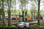Детская площадка у кепки ушакова скоро откроется
