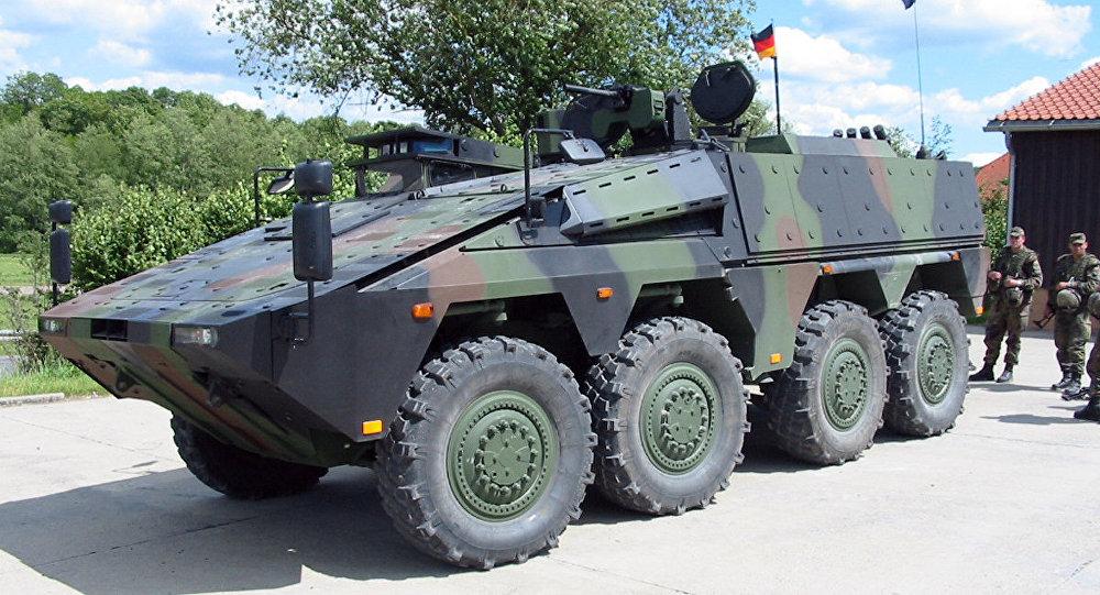 Литва подписала крупнейший военный договор назакупку партии бронетехники вГермании