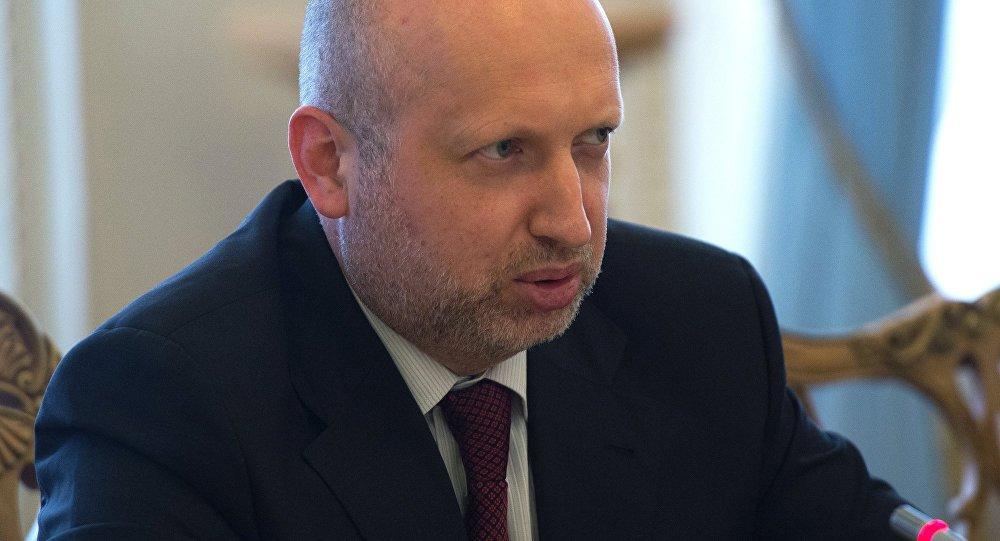 Aleksandrs Turčinovs. Foto no arhīva.