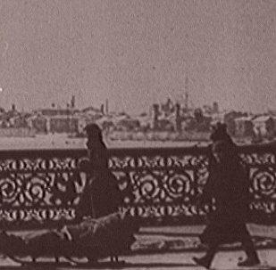 Ļeņingradas blokāde: 800 varonības dienas. Arhīva video