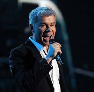 Pazīstamais dziedātājs Oļegs Gazmanovs