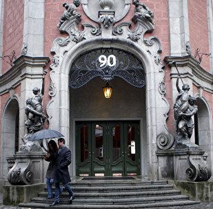 Kinoteātris Splendid Palace Rīgā