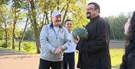 Лукашенко встретился со Стивеном Сигалом в своей резиденции