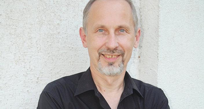 Александр Васильев. Политолог