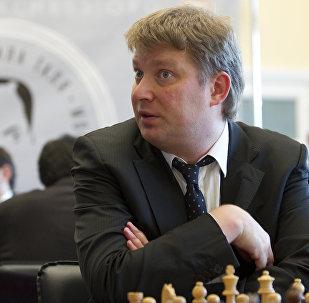 Шахматист Алексей Широв. Архивное фото