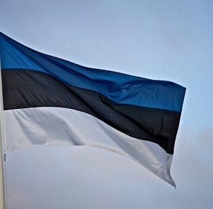 Igaunijas karogs.