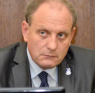 Депутат Даугавпилсской думы Владислав Боярун, Архивное фото