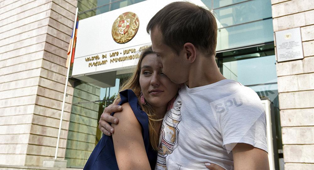 Задержанный вЕреване житель РФСергей Миронов возвратится на отчизну