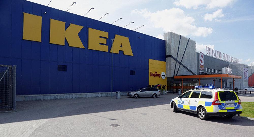 Ikea. Foto no arhīva