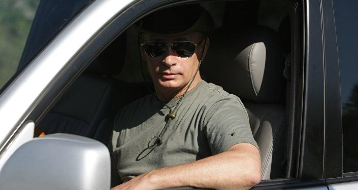Vladimirs Putins. Foto no arhīva