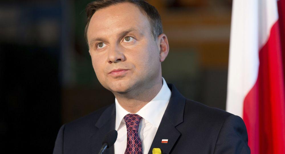 Дуда: Войска НАТО останутся навосточном фланге до 2022-ого года