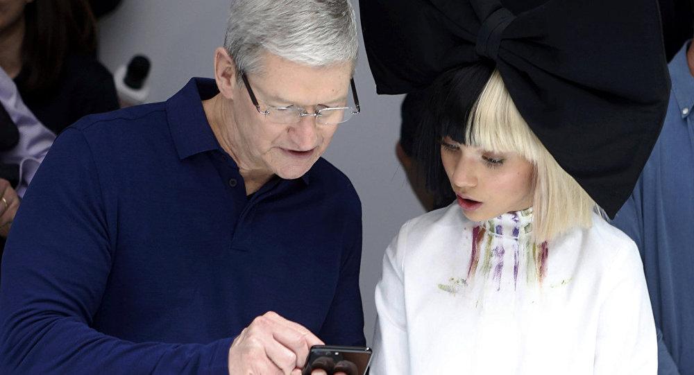 Korporācijas Apple Inc vadītājs Tims Kuks