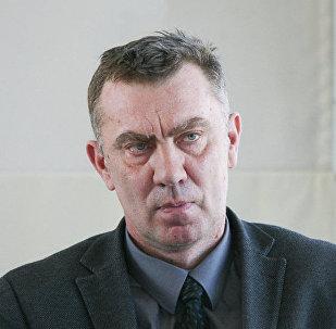Latvijas Aizsardzības ministrijas parlamentārais sekretārs Andrejs Panteļējevs