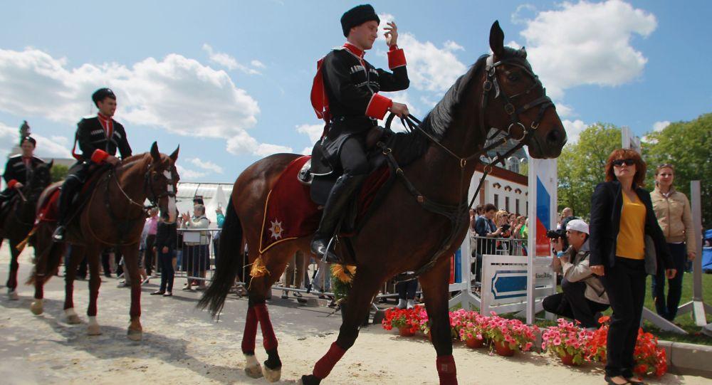 Столичная милиция решила приобрести солярии для лошадей