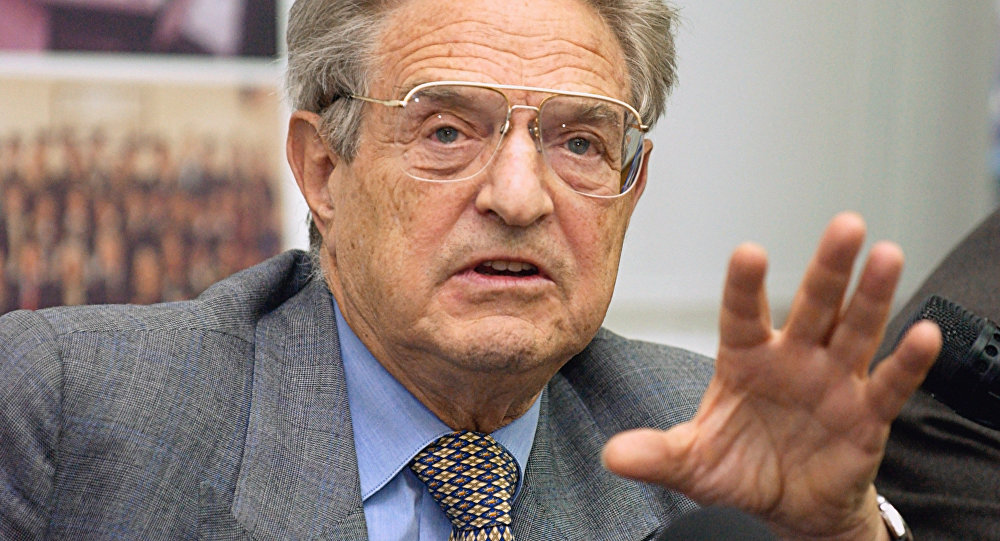 Лембергс обвинил Джорджа Сороса в подрыве безопасности Латвии
