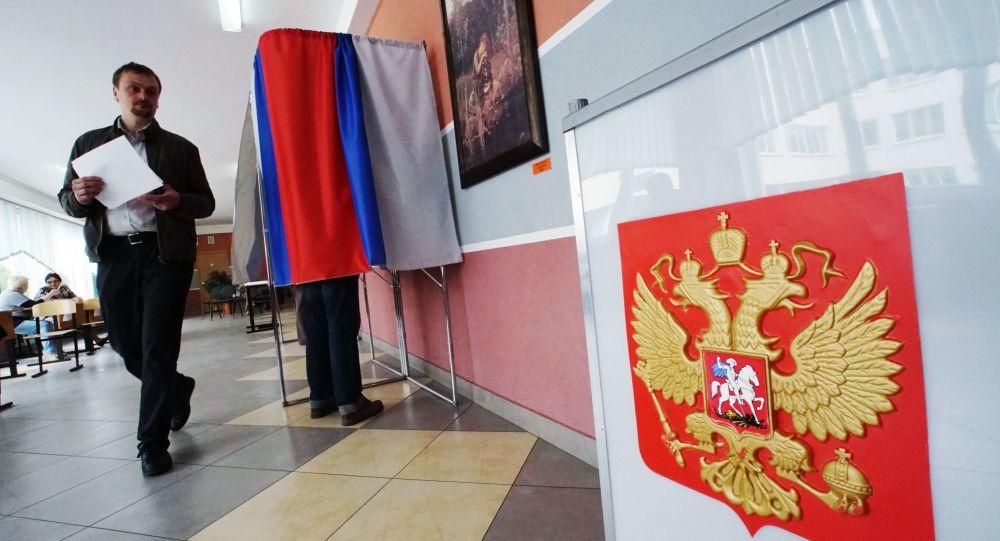 Предварительное голосование, архивное фото