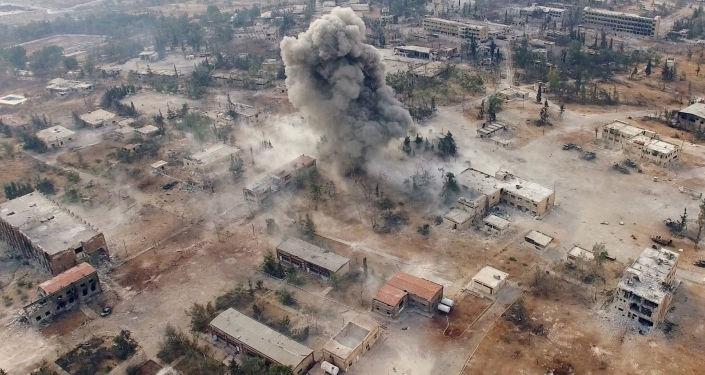 Sīrija. Foto no arhīva