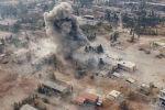 Юго-запад города Алеппо в Сирии