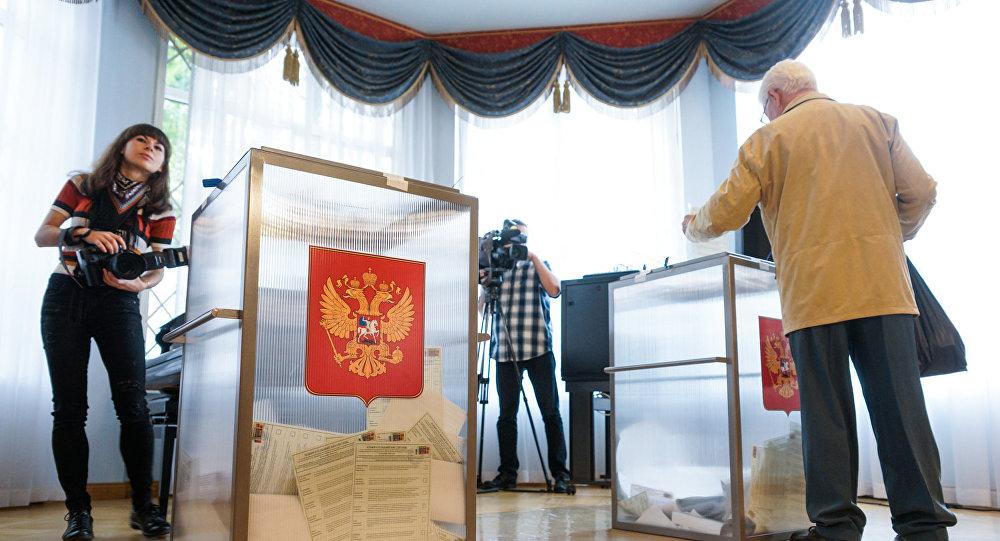 МИД назвал число избирателей в Латвии на выборах президента РФ