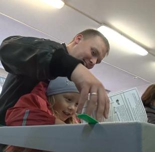 No Austrālijas līdz pat kosmosam – Krievijas Valsts domes vēlēšanas