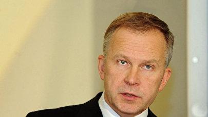 Глава центрального банка Латвии Илмар Римшевич