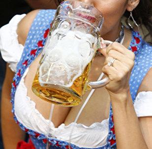 183 . Oktoberfest festivāls Minhenē.