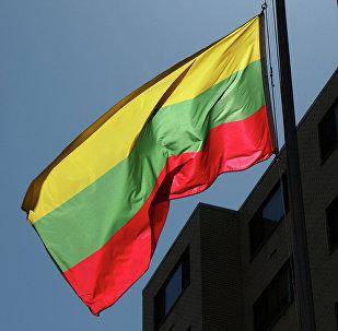 Lietuvas karogs. Foto no arhīva