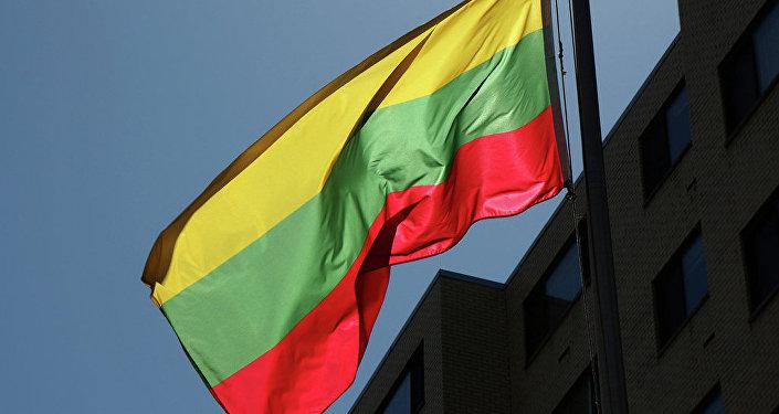 Литовский флаг