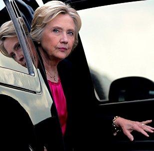 Bijusī ASV valsts sekretāre Hilarija Klintone